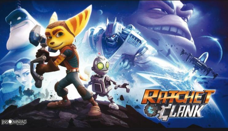 game review, Rachet & Clank 1