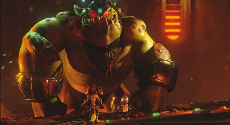 game review, Rachet & Clank 2